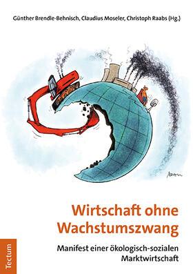 Brendle-Behnisch / Moseler / Raabs   Wirtschaft ohne Wachstumszwang   E-Book   sack.de