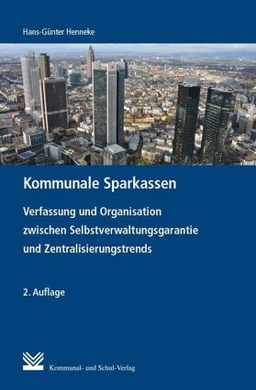 Henneke | Kommunale Sparkassen | Buch | sack.de
