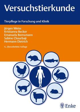 Weiss / Becker / Bernsmann | Versuchstierkunde | E-Book | sack.de