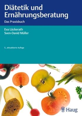 Lückerath / Müller   Diätetik und Ernährungsberatung   Buch   sack.de