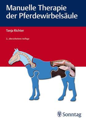 Richter   Manuelle Therapie der Pferdewirbelsäule   E-Book   sack.de