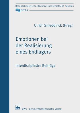 Smeddinck | Emotionen bei der Realisierung eines Endlagers | E-Book | sack.de