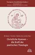 Lomidze / Hastetter |  Christliche Hymnen - die Kraft der poetischen Theologie | Buch |  Sack Fachmedien