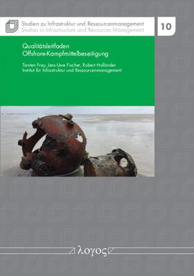 Holländer / Fischer / Frey   Qualitätsleitfaden Offshore-Kampfmittelbeseitigung   Buch   sack.de