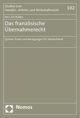 Das französische Übernahmerecht | Buch | sack.de