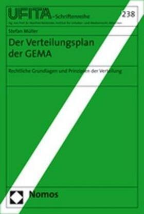 Der Verteilungsplan der GEMA   Buch   sack.de