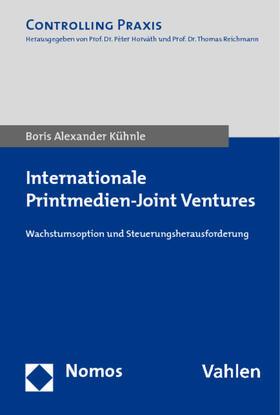 Kühnle | Internationale Printmedien-Joint Ventures | Buch | sack.de