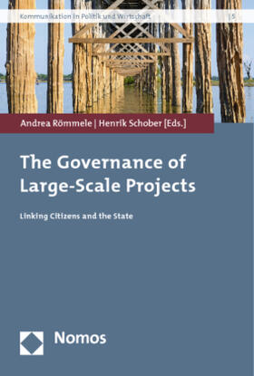 Römmele / Schober | The Governance of Large-Scale Projects | Buch | sack.de