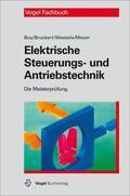 Elektrische Steuerungs- und Antriebstechnik   eBook   Sack Fachmedien