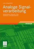 Wangenheim    Analoge Signalverarbeitung   Buch    Sack Fachmedien
