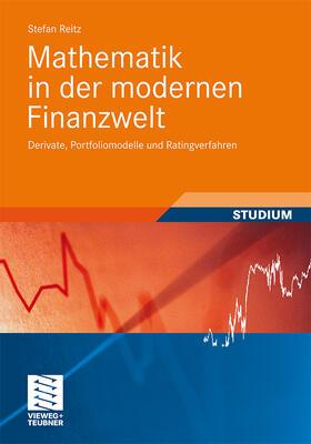 Reitz   Mathematik in der modernen Finanzwelt   Buch   sack.de
