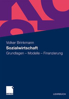 Brinkmann   Sozialwirtschaft   Buch   sack.de