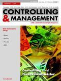 Controlling und Finanzdienstleister