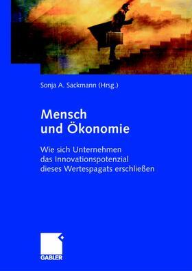 Sackmann   Mensch und Ökonomie   Buch   sack.de
