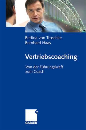 von Troschke / Haas | Vertriebscoaching | Buch | sack.de