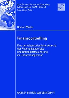 Müller | Finanzcontrolling | Buch | sack.de