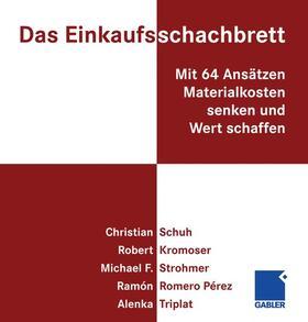 Schuh / Kromoser / Romero Pérez | Das Einkaufsschachbrett | Buch | sack.de