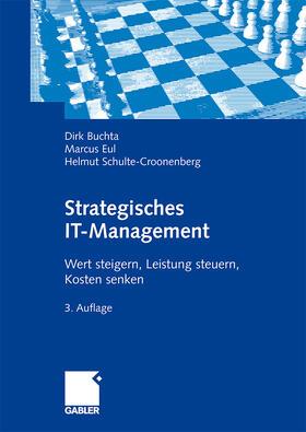 Buchta / Eul / Schulte-Croonenberg   Strategisches IT-Management   Buch   sack.de