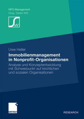 Heller | Immobilienmanagement in Nonprofit-Organisationen | Buch | sack.de
