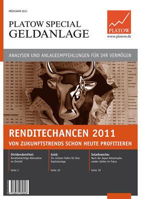 Schirmacher | Renditechancen 2011 | Buch | sack.de