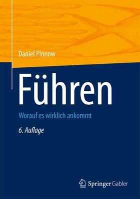 Pinnow | Führen | Buch | sack.de