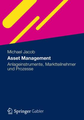Jacob | Asset Management | Buch | sack.de