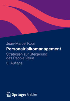 Kobi   Personalrisikomanagement   Buch   sack.de
