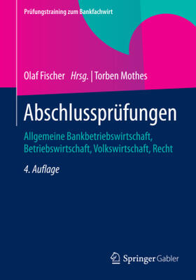 Mothes / Fischer   Abschlussprüfungen   Buch   sack.de