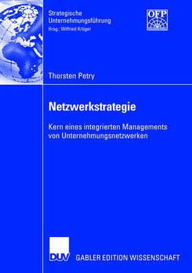 Petry | Netzwerkstrategie | Buch | sack.de