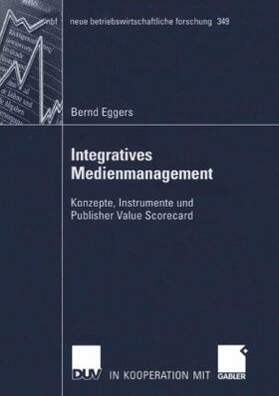 Eggers   Integratives Medienmanagement   Buch   sack.de