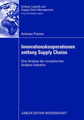 Potzner | Innovationskooperationen entlang Supply Chains | Buch | sack.de