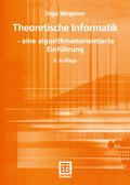 Wegener |  Theoretische Informatik | Buch |  Sack Fachmedien