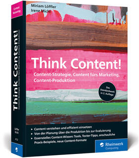 Löffler / Michl | Think Content! | Buch | sack.de