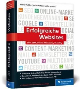 Keßler / Rabsch / Mandic | Erfolgreiche Websites | Buch | sack.de