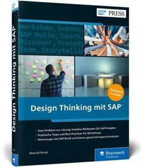 Busse   Design Thinking mit SAP   Buch   sack.de