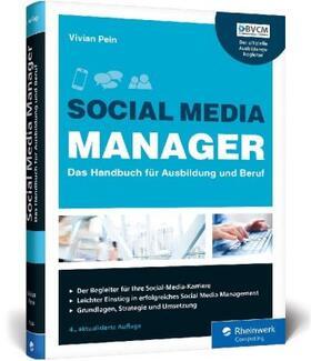 Pein | Social Media Manager | Buch | sack.de