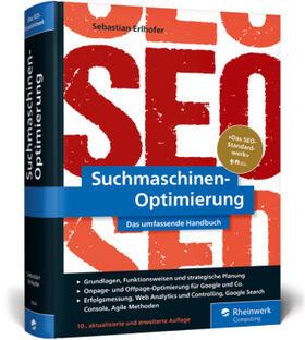 Erlhofer   Suchmaschinen-Optimierung   Buch   sack.de