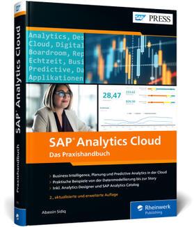 Sidiq | SAP Analytics Cloud | Buch | sack.de