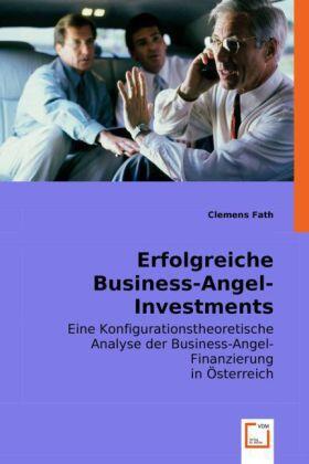 Erfolgreiche Business-Angel-Investments   Buch   sack.de