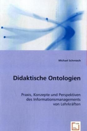 Didaktische Ontologien   Buch   sack.de