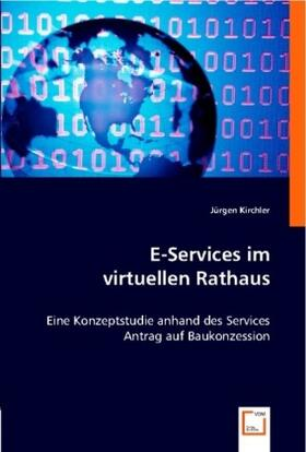 E-Services im virtuellen Rathaus | Buch | sack.de