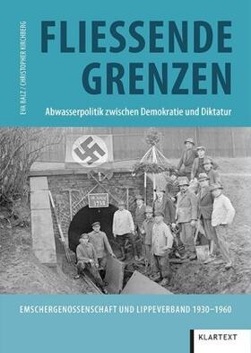 Balz / Kirchberg   Fließende Grenzen   Buch   sack.de