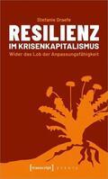 Graefe Resilienz im Krisenkapitalismus | Sack Fachmedien