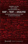 Höllein / Lehnert / Woitkowski    Rap - Text - Analyse   Buch    Sack Fachmedien