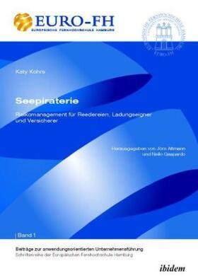 Gaspardo / Kohrs | Seepiraterie | Buch | sack.de