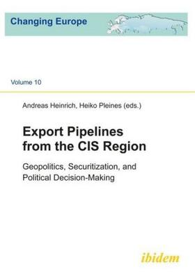Heinrich / Pleines | Export Pipelines from the CIS Region | Buch | sack.de