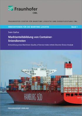 Gailus | Marktanteilsbildung von Containerliniendiensten | Buch | sack.de