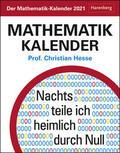 Harenberg / Hesse Der Mathematik-Kalender Kalender 2021 | Sack Fachmedien