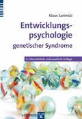 Sarimski |  Entwicklungspsychologie genetischer Syndrome | eBook | Sack Fachmedien