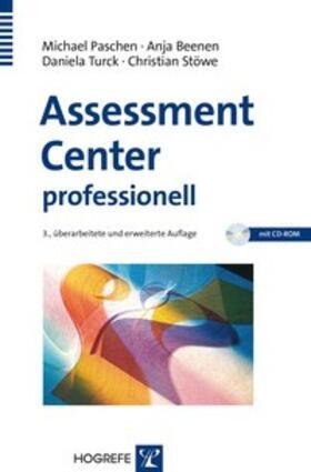 Paschen / Beenen / Turck | Assessment Center professionell | Buch | sack.de